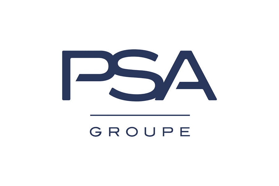 Logo PSA ecole design