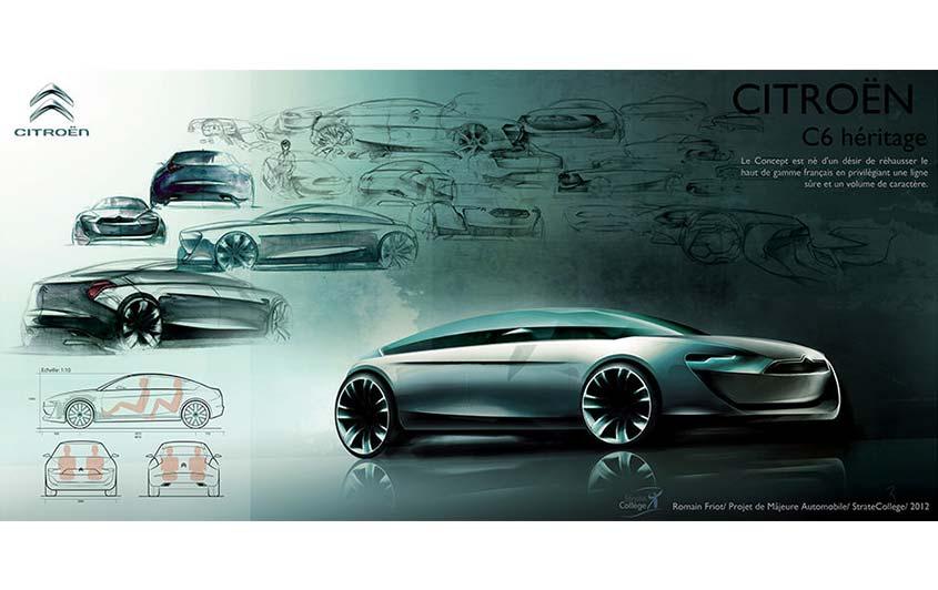 how to become a car designer strate school of design. Black Bedroom Furniture Sets. Home Design Ideas