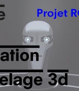 Formation modeleur 3d - Strate Ecole de design - 2018 - Animation ROBOTA - Remi Gregy
