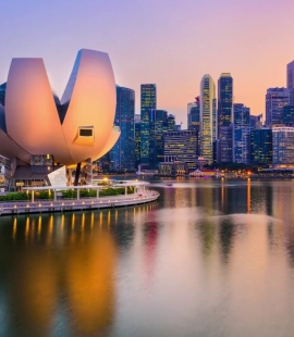Strate - Master in design: Smart Cities - Paris and Singapore