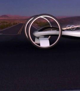 Strate - Henra skite car - animation diplôme modelage 3d