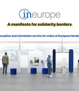Mitja Behnke's In Europe project, class of 2019