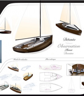 Boat Design - 3rd Year Mobility Major