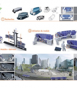 Mobility Major transportation design projects