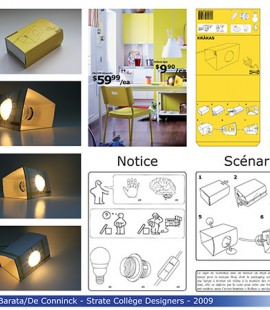 Strate School of Design 3rd Year Pack-Retail Major Ikea Workshop