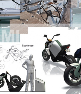Strate Design School 3rd Year Mobility Major