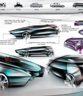 Strate School of Design - 3rd Year Mobility Major Projects car design