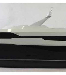 Boat Design Project -Le Hussard 3rd Year Mobility Major 2012