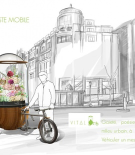 Strate School of Design 3rd Year Pack-Retail Major - Street vendor project