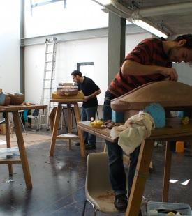 Strate's workshop