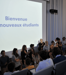 Strate Design School in Paris 2014 intake