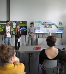 Strate - projects presentation
