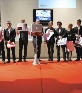 Strate 2013 graduation ceremony