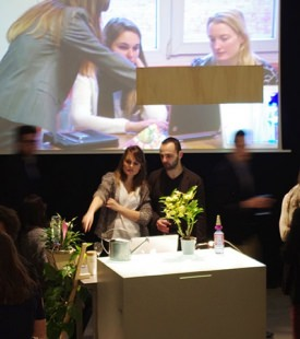 Strate School of Design and ArtScience awards Paris 2015