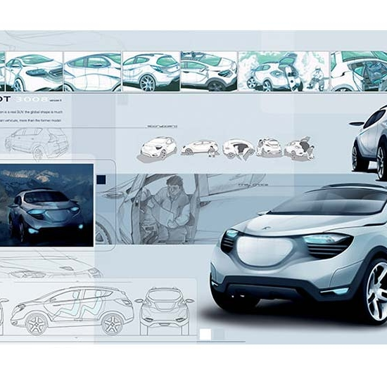 automotive design definition