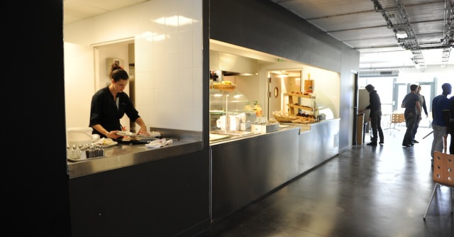 Cafét' Strate, Ecole de design