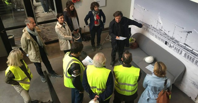 DESIGN ACT - Visite de chantier