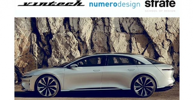 Automotive Design 1 year program in France and the US