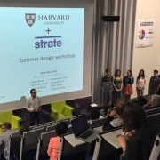 Harvard and Strate Student Workshop - Strate Design School