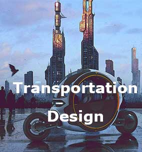Transportation Design Master's degree